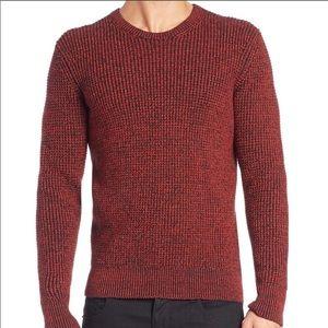 Rag & bone Vincent 100% wool pullover